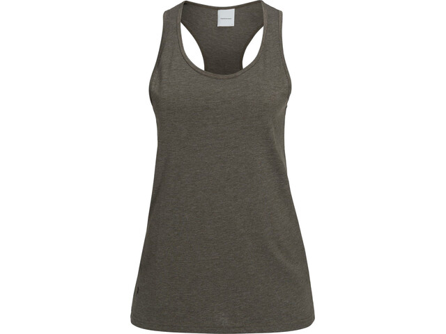 Peak Performance Track Tank Damen terrain green